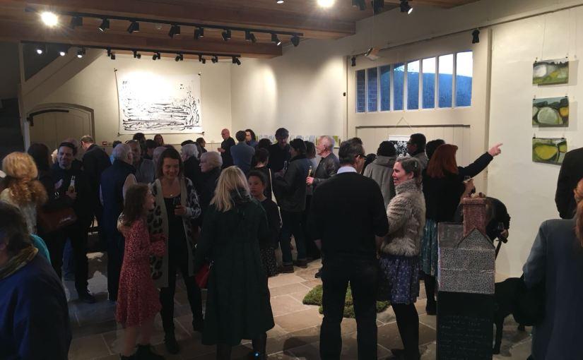 Chalkpit exhibition