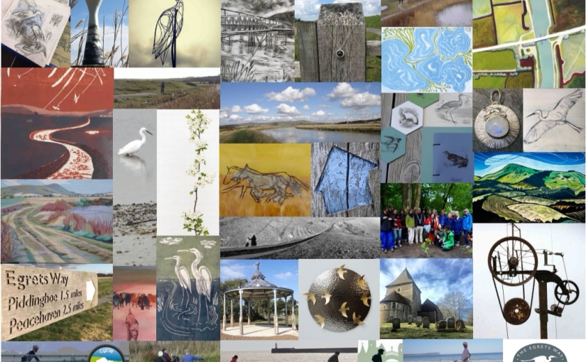 Mapping the EgretsWay…