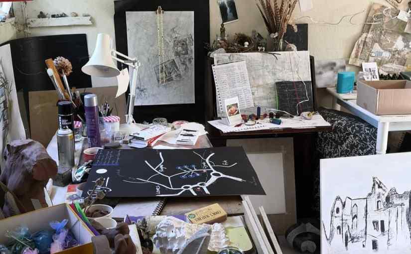 Open studio forArtwave…