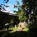outside studio