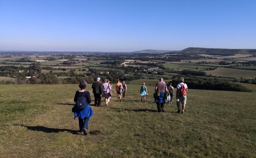 Eastbourne & Lewes walkingfestival